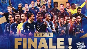 فوتوکلیپ زیبا از مسیر فرانسه تا فینال جام جهانی 2018