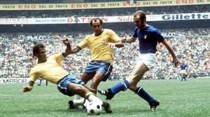 مروری بر فینال جام جهانی 1970 ؛ ایتالیا - برزیل