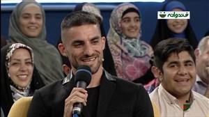 خوانندگی جذاب و خندهدار میلاد محمدی در خندوانه
