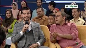 خوانندگی سعید عزتاللهی به زبان گیلکی در خندوانه