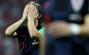 مودریچ: به خاطر دالیچ به فینال جام جهانی رسیدیم