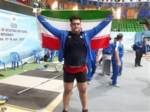 داوودی طلایی شد؛ پولادمردان ایرانی قهرمان جهان