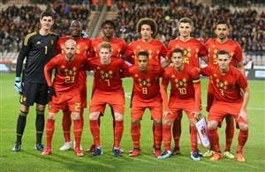 مروریبر بازیهای تیم بلژیک در جامجهانیروسیه 2018