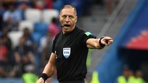 قضاوت فینال جام جهانی مانند پدر شدن است