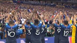 حواشی قهرمانی فرانسه در جام جهانی روسیه 2018