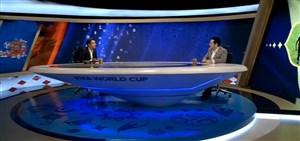 کنایه فردوسی پور به پخش بدون سانسور مراسم اهدای جام