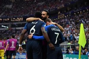 قهرمانی در جام جهانی اتفاق ویژه ای نیست!