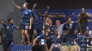حواشی قهرمانی تیم ملی فرانسه در جام جهانی 2018