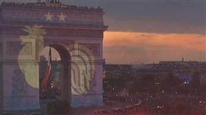 اضافه شدن ستاره دوم به نماد تیم ملی فرانسه