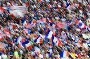 جشن قهرمانی خونین فرانسوی ها پس از فتح روسیه
