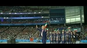 آمادگی ایران برای شرکت در بازیهای آسیایی جاکارتا