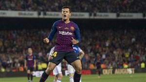 کوتینیو آماده برای فصل 19-2018