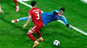 بهترین سیوهای جام جهانی 2018 روسیه