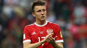 رد توافق چلسی با ستاره تیم ملی روسیه