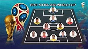تیم منتخب جام جهانی 2018 روسیه