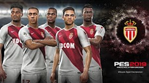 کلیپ دیدنی PES 2019 از تیم موناکو