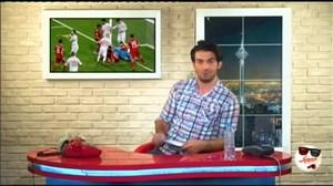 مرور حواشی جالب جام جهانی در برنامه ویدیوچک