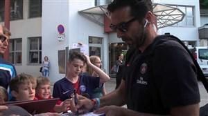 سفر تیم پاریسنژرمن به اتریش برای آمادهسازی