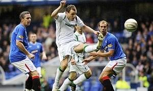گل برتر فصل 2009/2010 اسکاتلند توسط استوکس (خرید جدید تراکتور)