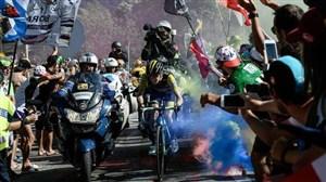 اتفاقات عجیب و غریب در تور دو فرانس