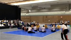 فینالیست شدن والیبال نشسته ایران و کسب سهمیه المپیک