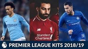 کیت تیمهای لیگ برتر جزیره در فصل 19-2018