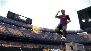 تریلر دیدنی و جدید از بازی PES 2019