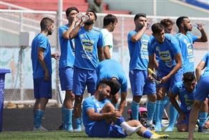 ثبت قرارداد بازیکنان استقلال در هیات فوتبال تهران