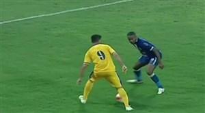 عملکرد طارمی در بازی مقابل النصر