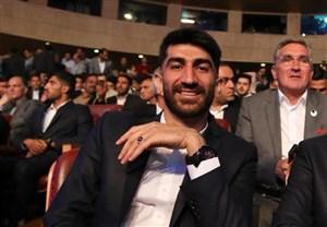 بیرانوند، بهترین دروازهبان سال فوتبال ایران