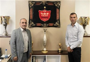 تمدید قرارداد سیدجلال حسینی با پرسپوليس