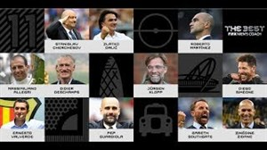 نامزد های برترین مربی فیفا در سال 2018