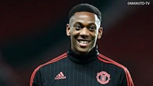 36 گل آنتونی مارسیال در منچستر یونایتد