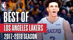 حرکت های برتر لس آنجلس لیکرز در فصل 18-2017