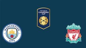 خلاصه بازی منچستر سیتی 1 - لیورپول 2