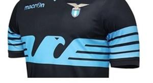 رونمایی از لباس دوم تیم لاتزیو