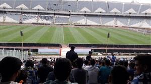 استقبال زودهنگام هواداران استقلال از دیدار با السد