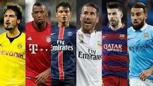 50 گل برتر مدافعان اروپا - قسمت دوم