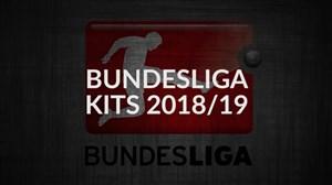 کیت جدید تیمهای بوندسلیگا برای فصل 2018/19