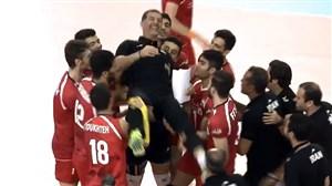 خلاصه والیبال ایران 3 - کرهجنوبی 0 (فینال جوانان آسیا)