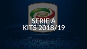 کیت جدید تیمهای سریآ ایتالیا برای فصل 2018/19