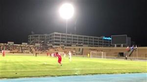 تک گل تیم ملی امید ایران در برابر امید عراق