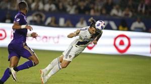 تمامی گلهای زلاتان ابراهیموویچ در لیگ MLS آمریکا
