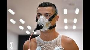 ورود بازیکنان یوونتوس به باشگاه برای تست پزشکی