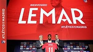 توماس لمار خرید جدید باشگاه اتلتیکو مادرید