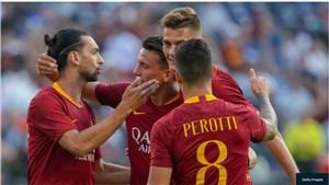 بارسلونا 2-4 آ اس رم: طوفان 8 دقیقه ای گرگها