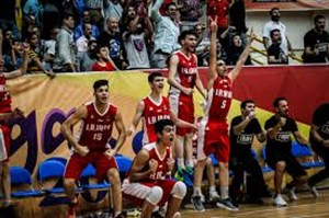 نایب قهرمانی تیم بسکتبال نوجوانان در رقابت های غرب آسیا