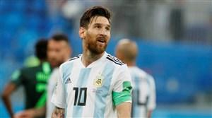 رسمی شدن دو بازی دوستانه آرژانتین با سرمربی موقت
