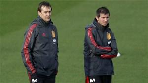 مربی سابق اسپانیا، دستیار جدید لوپتگی در رئال