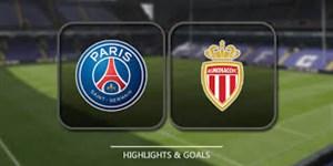 خلاصه بازی پاریس سن ژرمن 4 - موناکو 0 (سوپر کاپ)